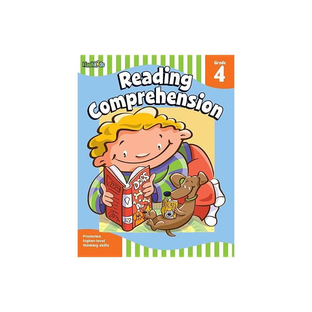 Reading Comprehension Grade 4 Flash Skills Paperback