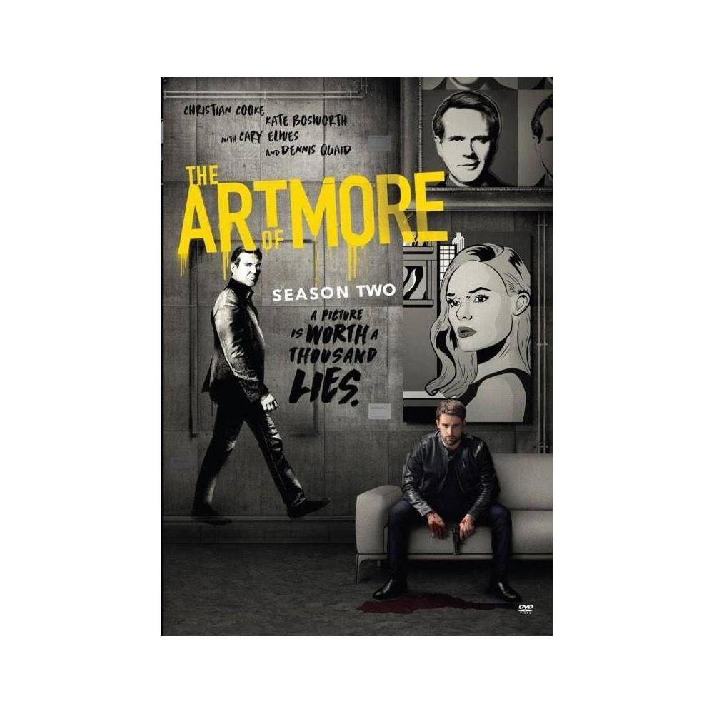 The Art Of More Season 2 Dvd 2017