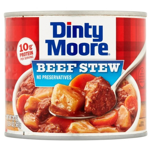 Dinty Moore Hearty Meals Beef Stew 20 oz - image 1 of 2