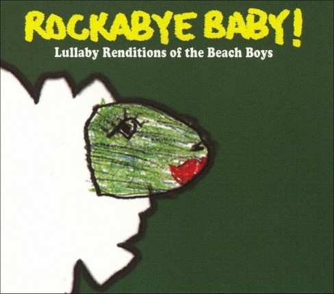 Rockabye baby! - Rockabye baby:Beach boys lullaby rend (CD) - image 1 of 1
