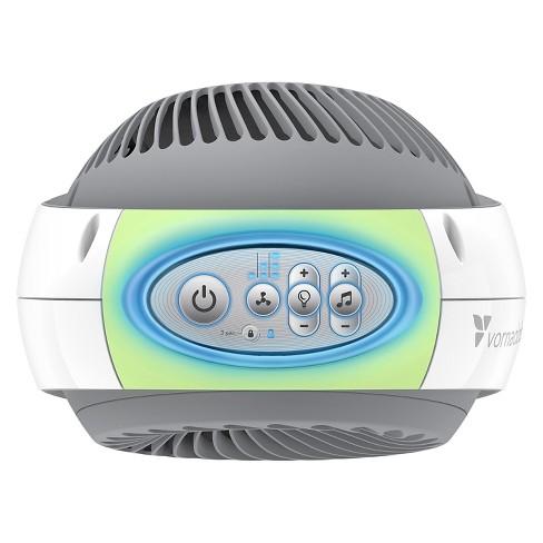 Vornadobaby Breesi Ls Nursery Air Circulator Light And Sound Machine Target