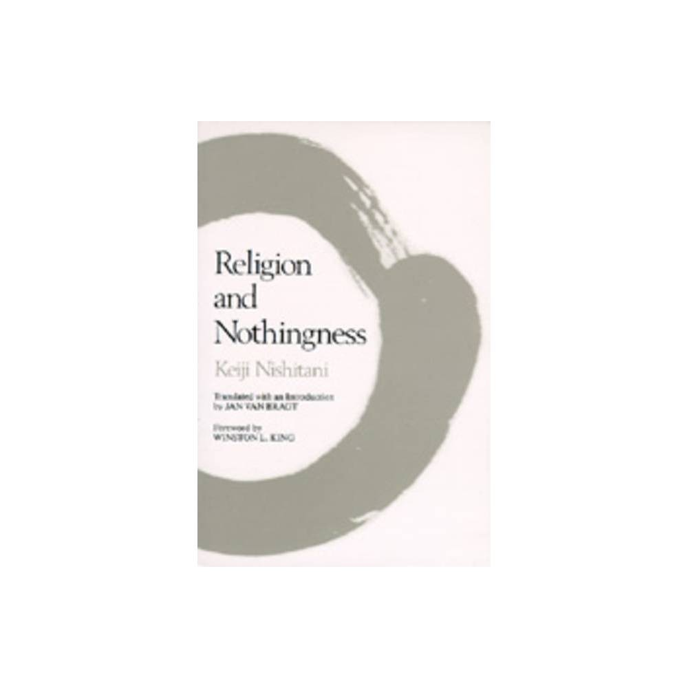 ISBN 9780520049468 product image for Religion and Nothingness, Volume 1 - (Nanzan Studies in Religion and Culture) by | upcitemdb.com