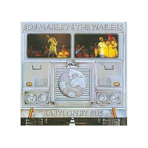 Bob Marley - Babylon by Bus (CD) - image 1 of 1