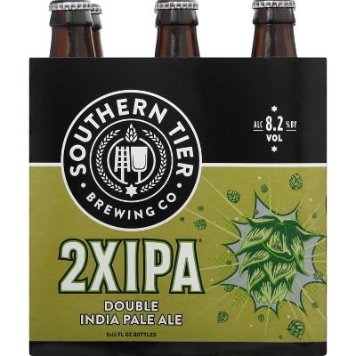 Southern Tier 2XIPA Double IPA Beer - 6pk/12 fl oz Bottles