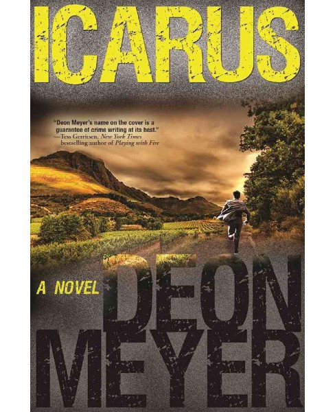 Icarus (Reprint) (Paperback) (Deon Meyer) - image 1 of 1