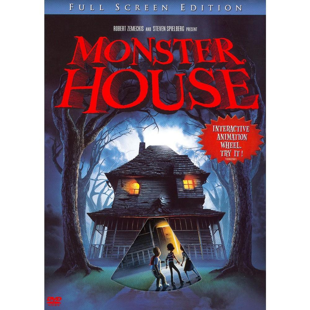 Monster House (P&s) (dvd_video)