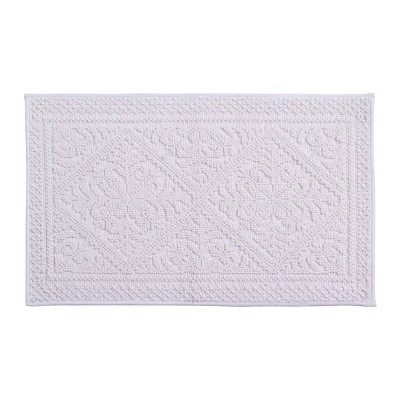 Provence Collection 100% Cotton Rectangle Bath Rug - Better Trends