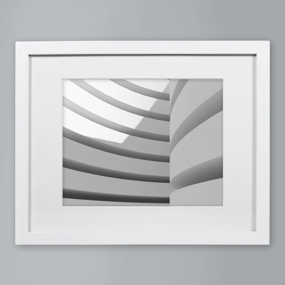 8 X 10 Single Picture Gallery Frame White Made By Design 8482