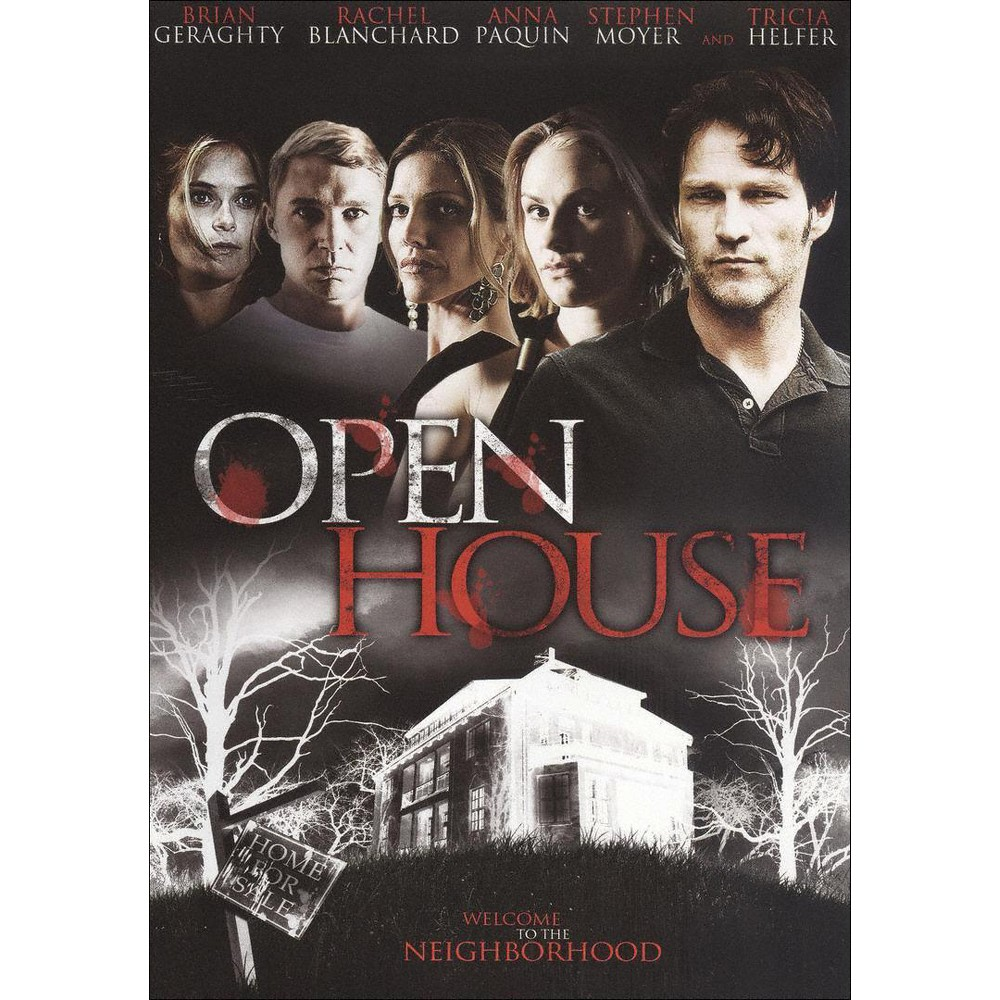 Open House (Dvd), Movies