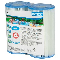 Intex A & C Pools Filter Cartridge - 2pc