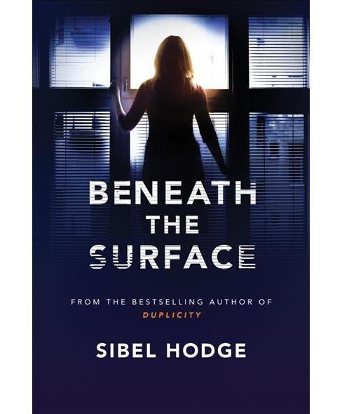 Beneath the Surface (Paperback) (Sibel Hodge) - image 1 of 1