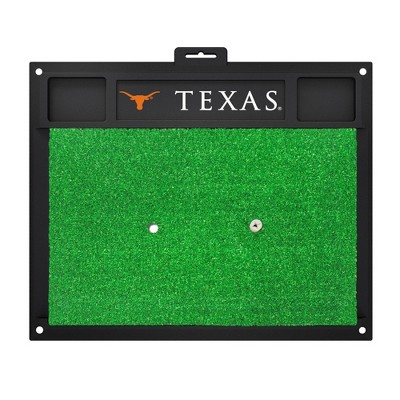 Texas Longhorns Fan mats Golf Hitting Mat