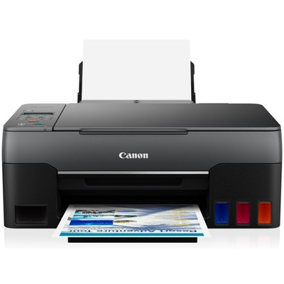 Canon - PIXMA Wireless Inkjet Printer - G3260 - Black