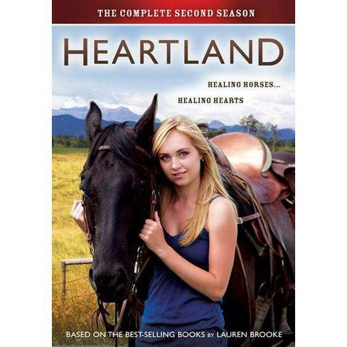Heartland: The Complete Second Season (DVD) - image 1 of 1