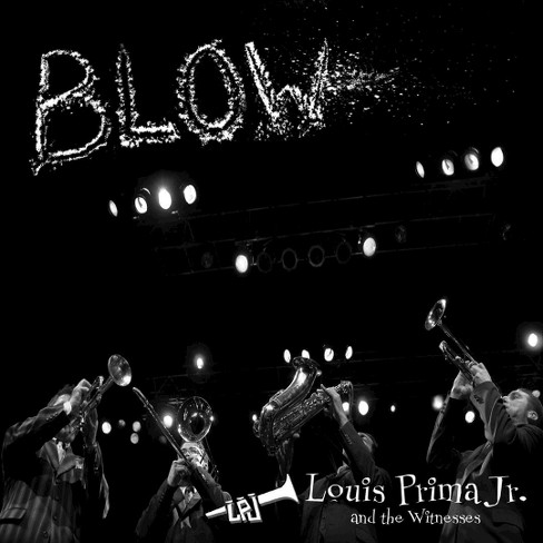 Louis jr. prima - Blow (CD) - image 1 of 1