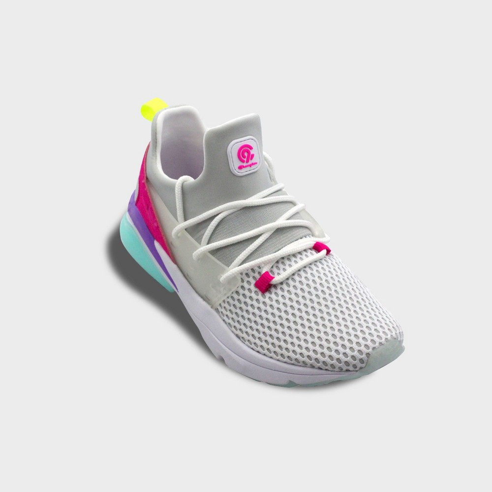 Girls' Performance Athletic Shoes - C9 Champion Gray 4