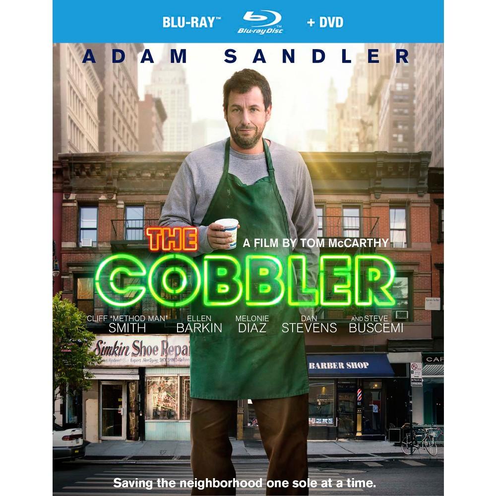 The Cobbler (Blu-ray/Dvd) (2 Discs(