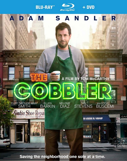 The Cobbler (Blu-ray/DVD) (2 Discs( - image 1 of 1