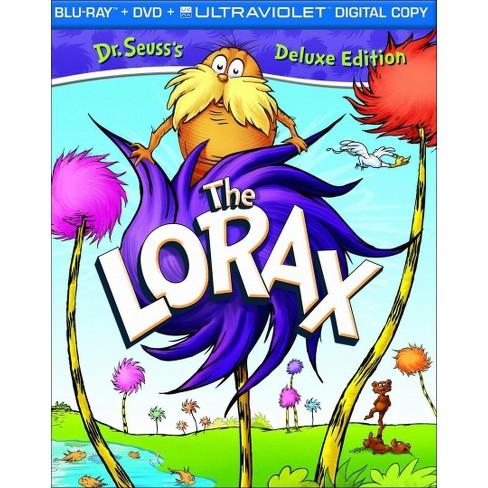 The Lorax Dvd