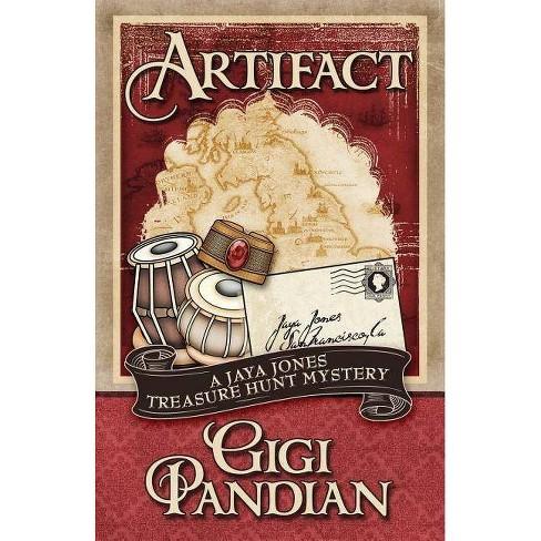 Artifact - (Jaya Jones Treasure Hunt Mystery) by  Gigi Pandian (Paperback) - image 1 of 1