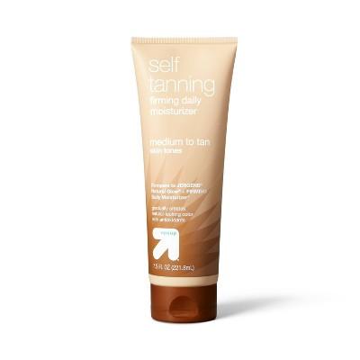 Natural Glow Daily Moisturizer Medium to Tan Skin Tones 7.5oz - up & up™