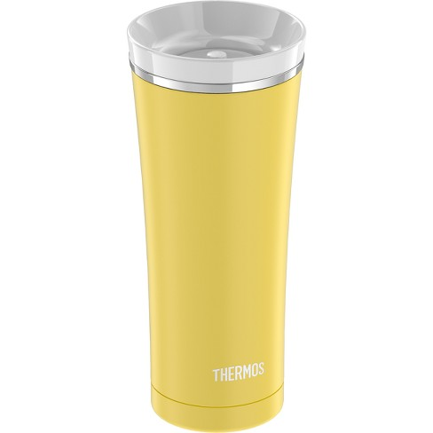 bd544923982 Thermos Stainless Steel Vacuum Insulated Lidded Tumbler 16oz - Yellow :  Target