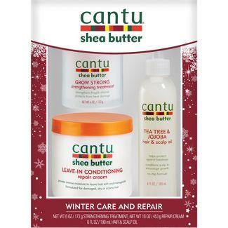 Cantu Winter Care & Repair Holiday Set - 28oz
