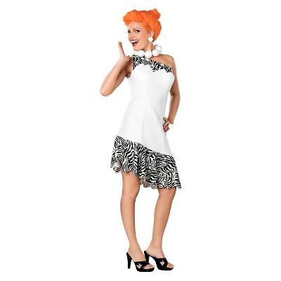 Adult The Flintstones Wilma Flintstone Halloween Costume XS