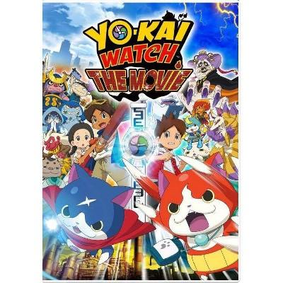 Yo-Kai Watch: The Movie (DVD)