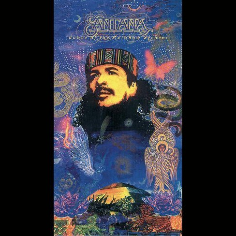 Santana - Dance Of The Rainbow Serpent (CD) - image 1 of 1