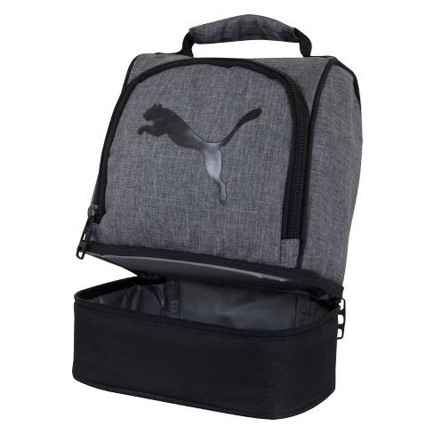 Puma Stacker Lunch Box - Heather Gray   Target 2518cb1478dd3