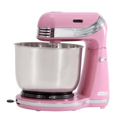 Dash Everyday 3qt Stand Mixer - Pink DCSM250PK