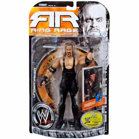 Figurine WWE Undertaker Ring Rage Ruthless Aggression série 22.5