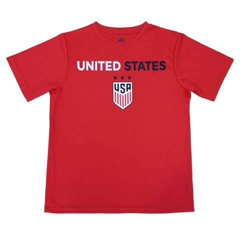FIFA U.S. Women's Soccer 2019 World Cup Boys' Performance T-Shirt - image 1 of 2