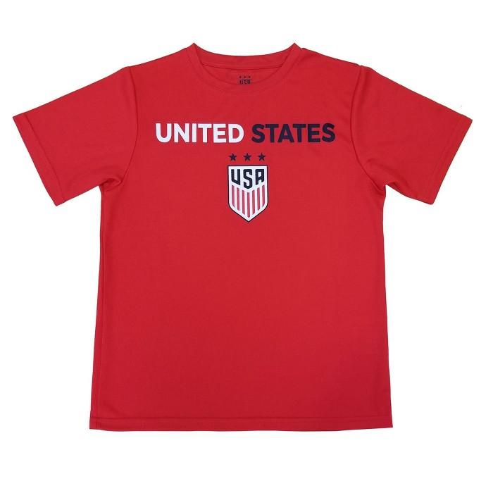 FIFA U.S. Women's Soccer 2019 World Cup Boys' Performance T-Shirt - image 1 of 2