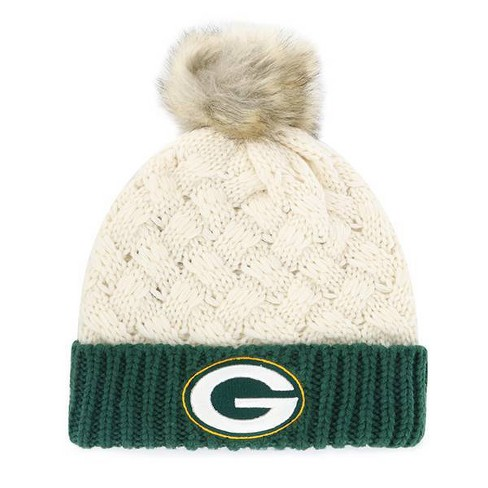 Nfl Green Bay Packers Women S Bowline Knit Beanie Target