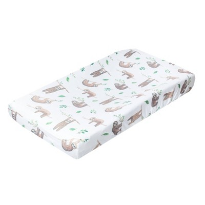 Copper Pearl Premium Diaper Changing Pad Cover - Noah