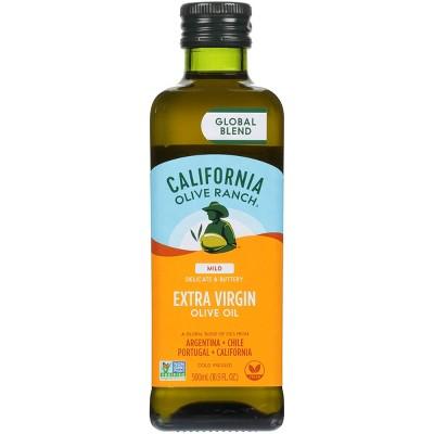 California Olive Ranch Global Blend Mild Extra Virgin Olive Oil - 16.9oz