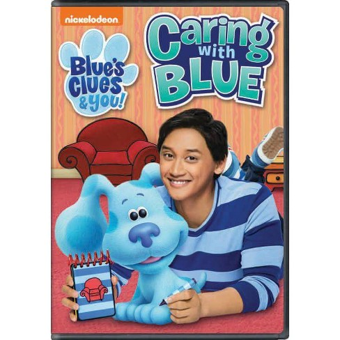 Blues Clues & You! Caring with Blue (DVD) - image 1 of 1