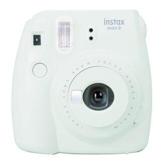 Fujifilm Instax Mini 9 Camera - Smokey White  (16550629)