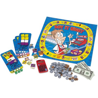 Learning Resources Buy It Right Shopping Game, Ages 6+