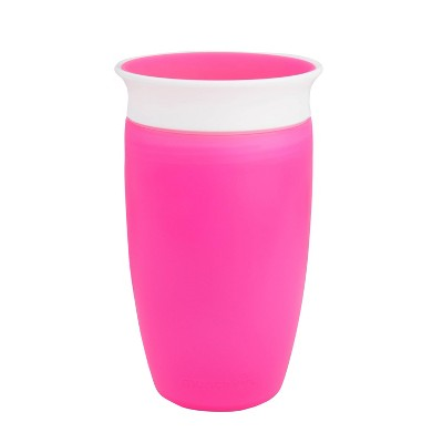 Munchkin Miracle 360 Sippy Cup - 10oz Pink