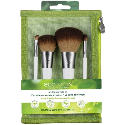 EcoTools Travel Collection Brush Set - 5pc