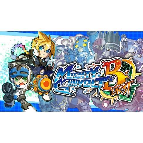Mighty Gunvolt Burst - Nintendo Switch (Digital) - image 1 of 4