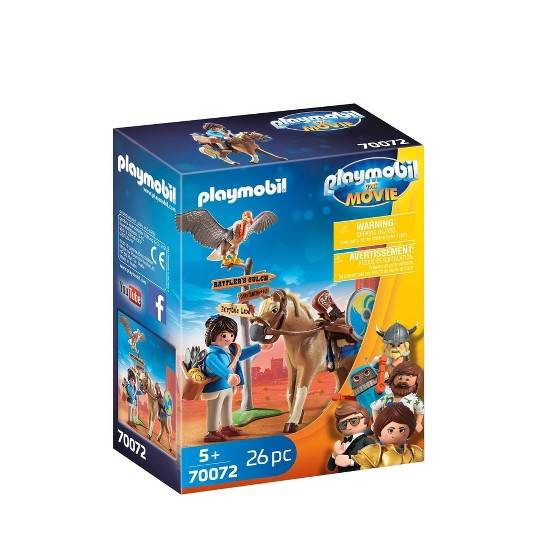 Playmobil Marla with Horse image number null