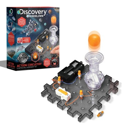 Discovery Kids Toy Circuitry Action Experiment Floating Ball Science Kit