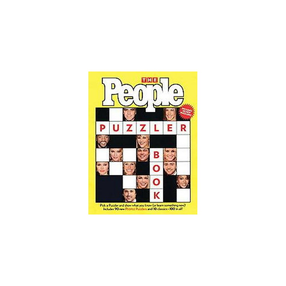 The People Puzzler Book (Paperback) by Cutler Durkee