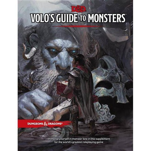 Volo's Guide to Monsters - (Dungeons & Dragons) (Hardcover) - image 1 of 1