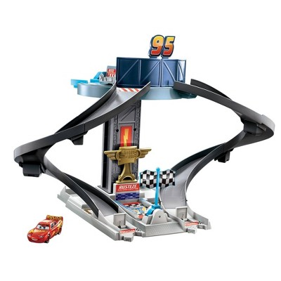 Disney Pixar Cars Rust-eze Racing Tower Playset