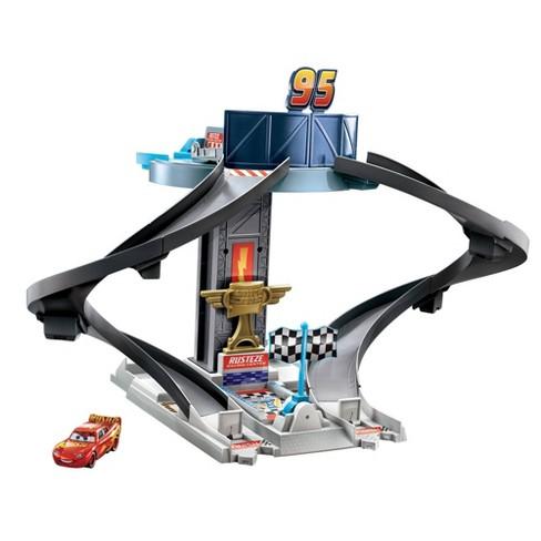 Cars Rust-Eze Racing Tower Playset - image 1 of 4